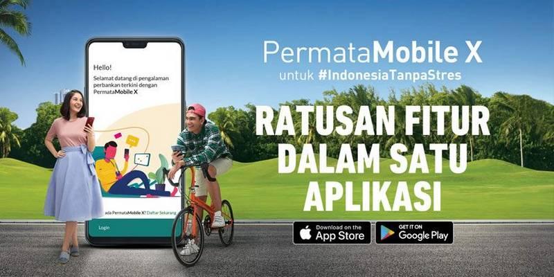 Aplikasi Tabungan PermataMobileX (permatamobilex.com)