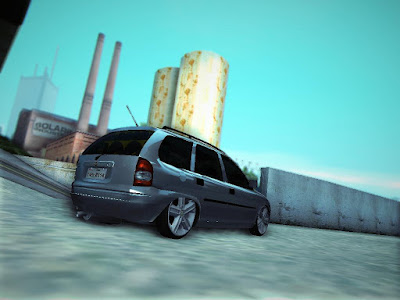 GTA SA - Chevrolet Corsa Wagon 2001 Baixo de 18 do Astra GSI 5