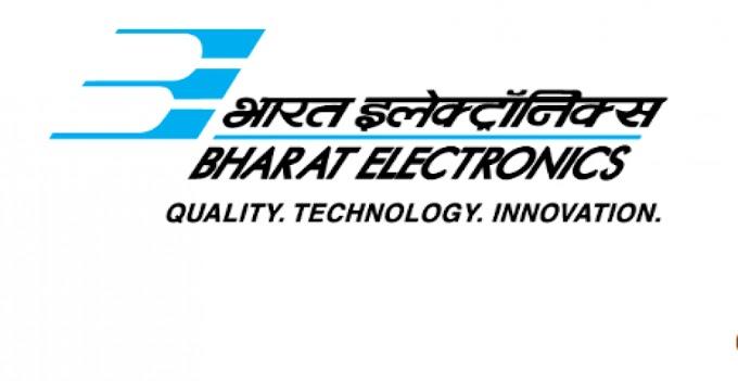 BEL Recruitment 2020 Management Industrial Trainee (Finance) – 9 Posts www.bel-india.in Last Date 25-12-2020