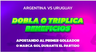 Mondobets Argentina vs Uruguay