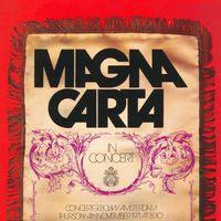 magna carta - in concert (1972)