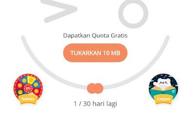 Setiap Hari dapat Kouta Gratis Telkomsel Pakai Aplikasi ini