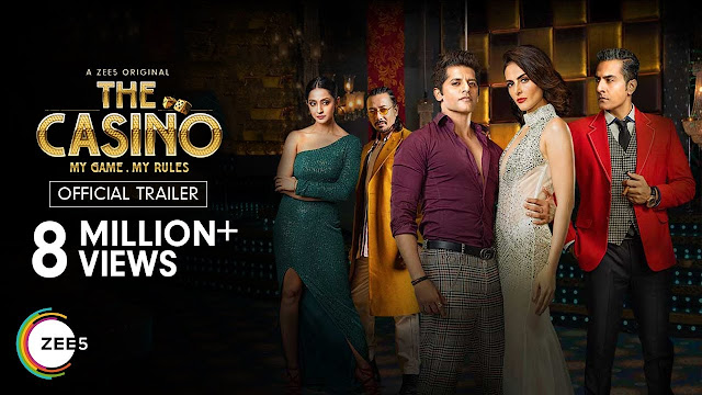 the casino season 2 Zee5