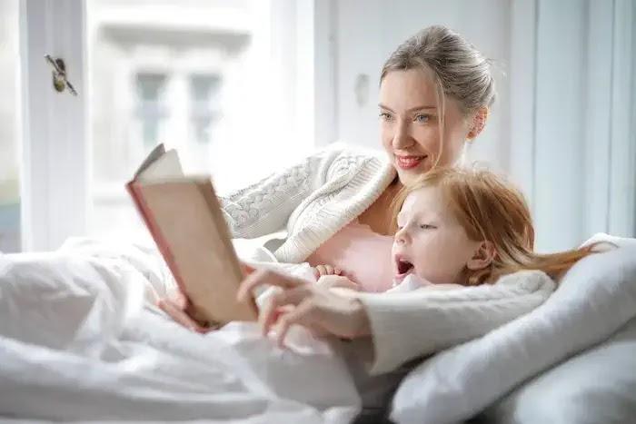 manfaat membaca untuk anak dan balita
