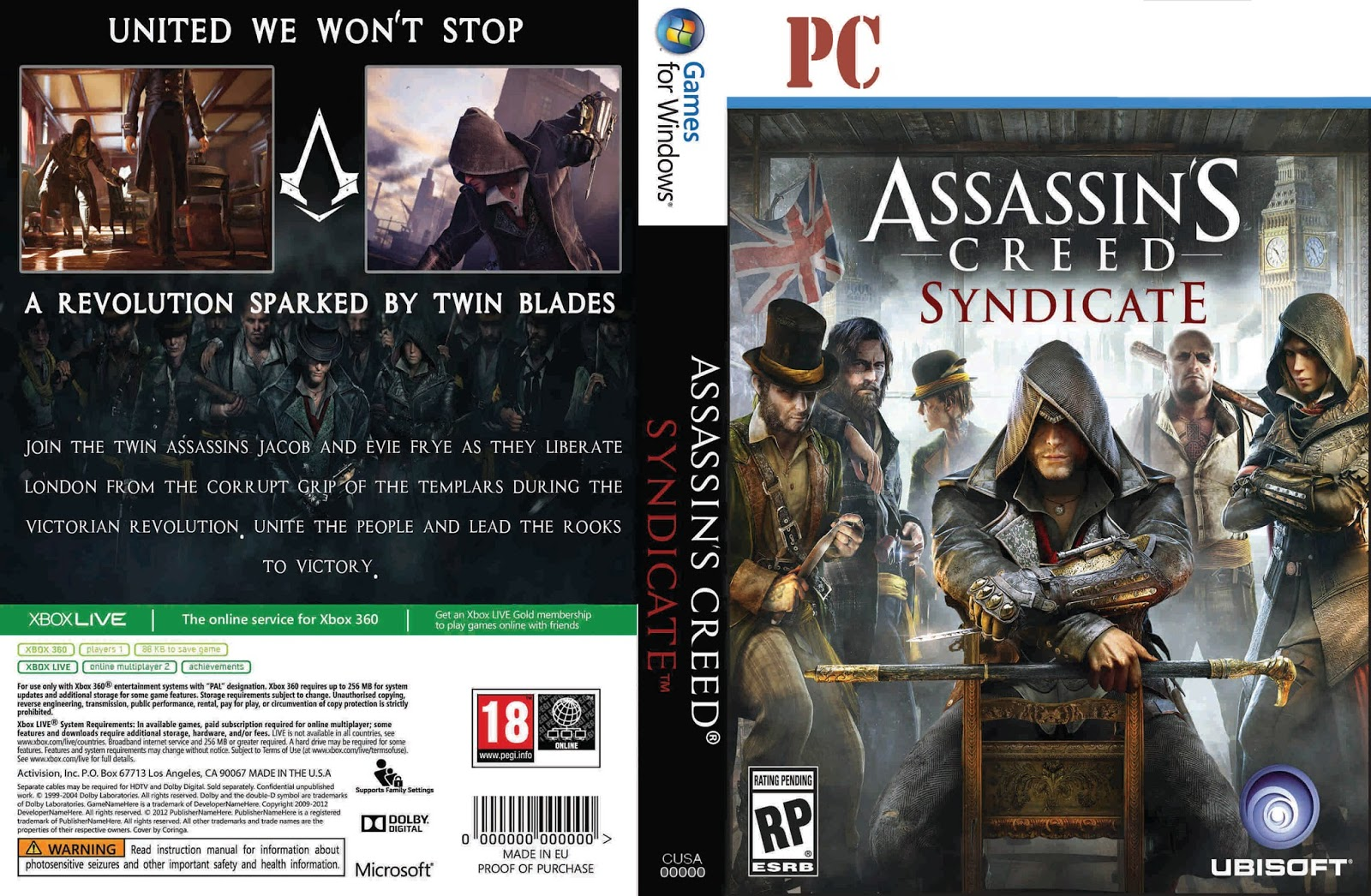 Pcgamesreq Assassin S Creed Syndicate Pc Review And Gameplay Images