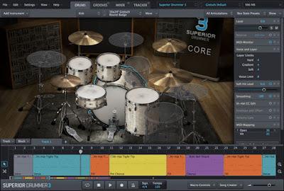 Toontrack Superior Drummer 3.1.5 Full