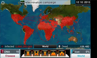 تنزيل لعبة Plague Inc  للاندرويد