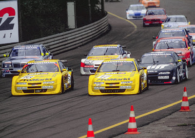 Opel Calibra V6 vince il campionato ITC 1996
