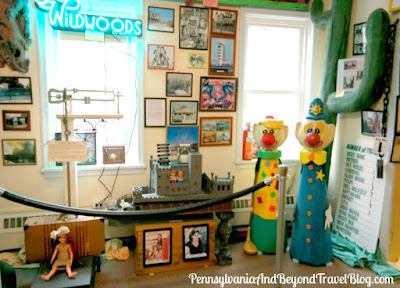 George F. Boyer Wildwood Historical Museum in New Jersey