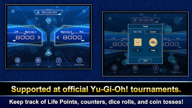Yu-Gi-Oh! Neuron Free Android Game on Apcoid.com