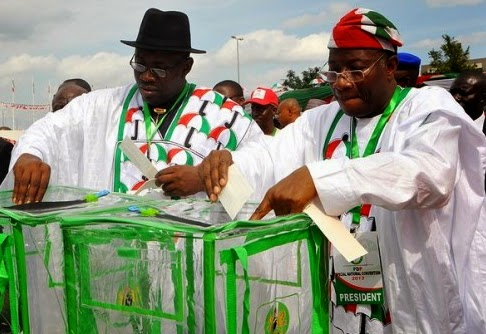 pdp rig election