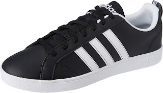 Adidas Neo Men's VS Advantage Leather Sneakers