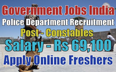 Police Department Recruitment 2019