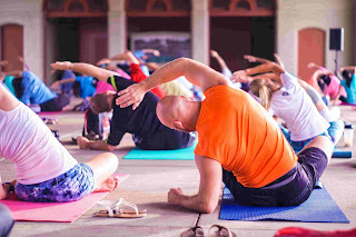 हमारे दैनिक जीवन में योग का महत्व   Importance Of Yoga In Our Daily Life