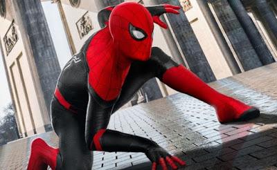 Homem-Aranha (Pllano Geral)