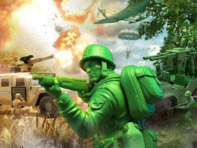 تحميل لعبة الجيش الاخضر