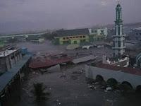 Gempa 7,7 Skala Ritcher Guncang Donggala, Sulawesi Tengah
