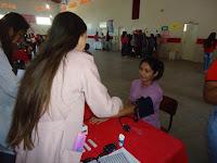 Feira de Saúde na Escola