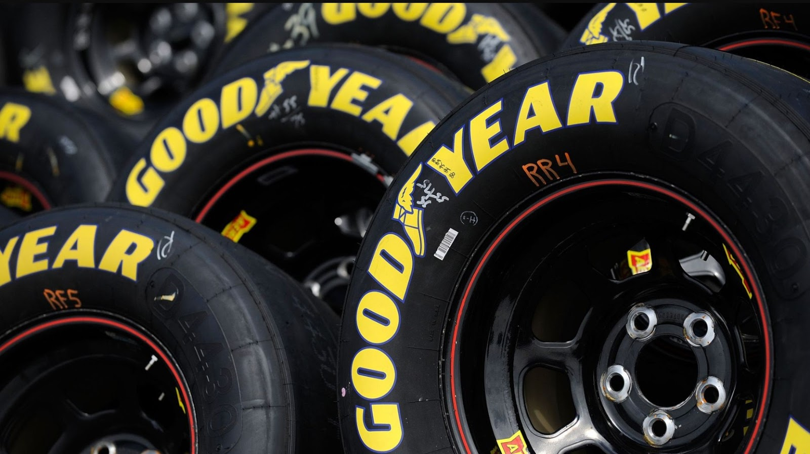How much it cost to BUY NASCAR Race car tires 2017