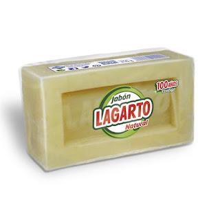 ¿sabes todas las propiedades del jabón de lagarto?