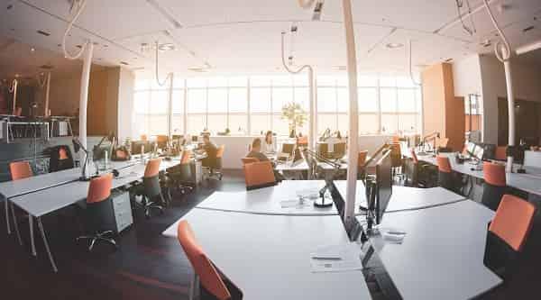 Por que as pessoas prosperam em escritórios de coworking