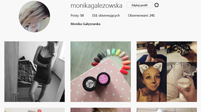 https://www.instagram.com/monikagalezowska/