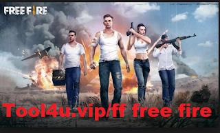 Tool4u.vip/ff free fire, Free Fire Hack Diamonds & Coins 2019 Tool4u Vip FF