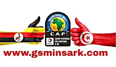 تطبيق نقل مباراة تونس ضد أوغندا