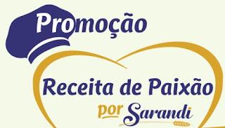 Cadastrar Cupons Promoção Sarandi Alimentos Receita de Paixão