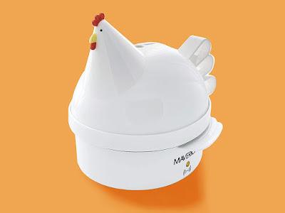 Henrietta Hen Electric Rapid Egg Cooker