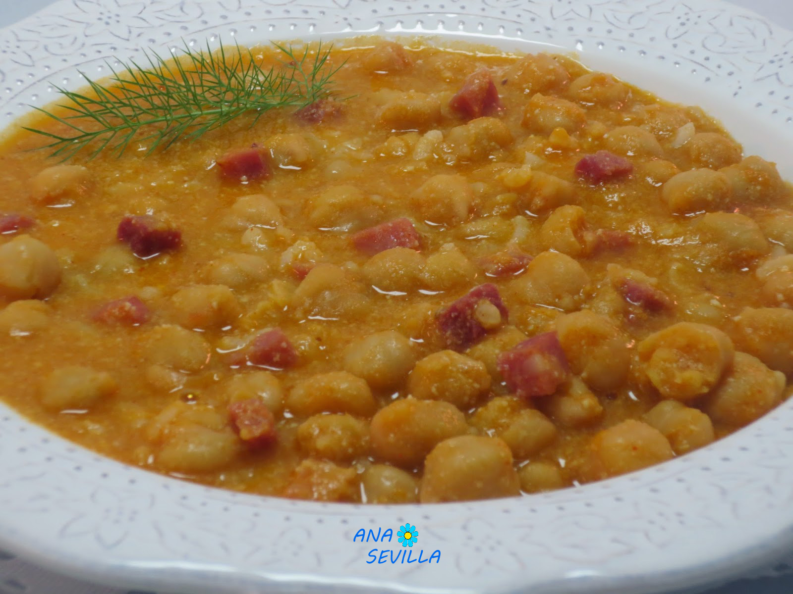 Cocinar Garbanzos En Olla Express Garbanzos Con Arroz Olla Gm
