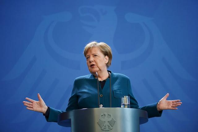 Γερμανική ιδιοτέλεια και απληστία