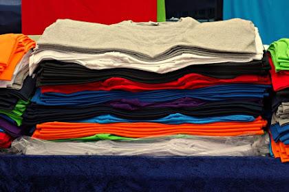 5 Bahan Baju Kaos Distro Yang Sering Digunakan Brand Terkenal