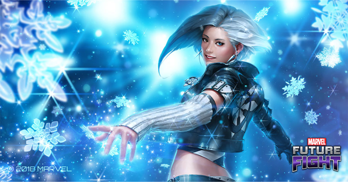 We Are Fanboys K Pop Invades Marvel Future Fight With Luna Snow
