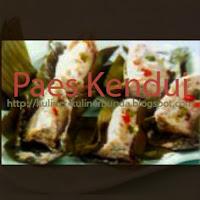 masih ingin berkelana lagi di dunia masakan Resep Masakan Paes Kendui