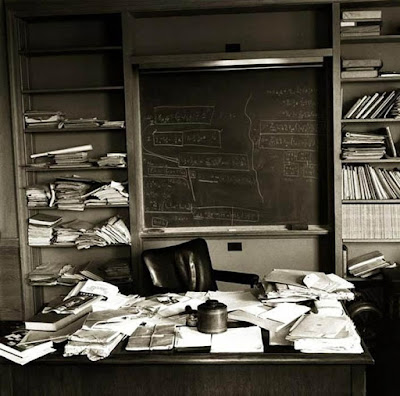 Albert Einstein's Office