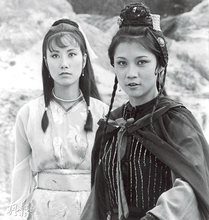 Susanna Au Yeung Pui San and Liza Wang