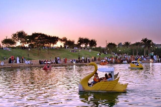 أفضل 5 أنشطة للعوائل في حديقة السلام الرياض 2020 - روائع السفر