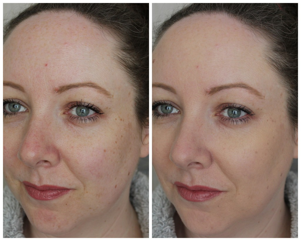 Sephora Perfection Mist Airbrush Foundation Review Before After Photos Lovely Girlie Bits Best Irish Beauty Blog