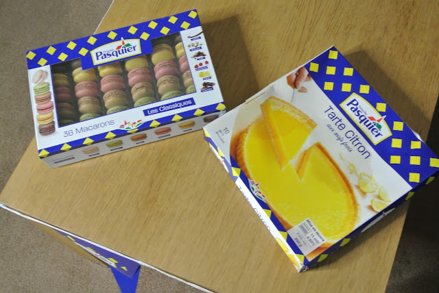 Brioche Pasquier Macarons Tarte Au Citron