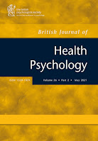 Front cover of Healthy Psychology journal