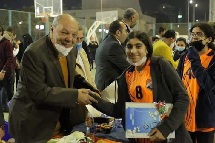 تهنئة من - الكاتبة الصحفية / نادية سعد الدين محمد