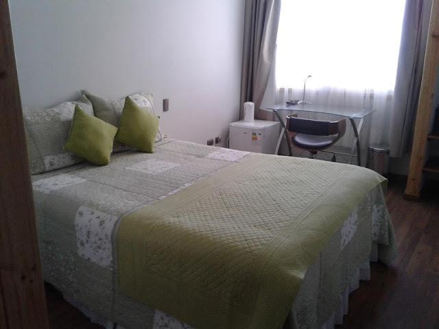 Quarto do AltoCalama Hostal Suite