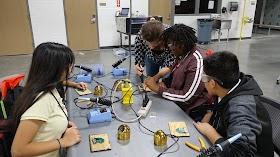 CITGO Celebrates Second Annual National STEM Day Event