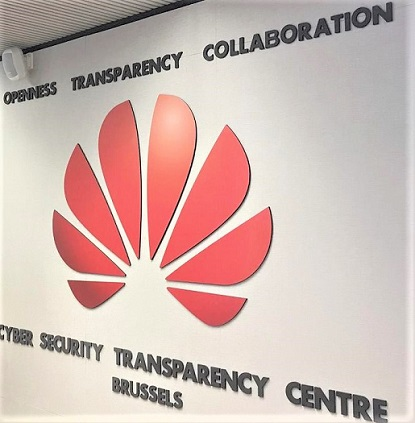 Huawei at Global Cybersecurity Forum, Saudi Arabia