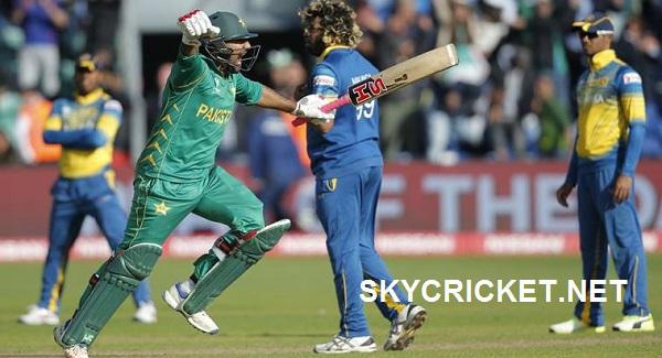 Pakistan v Sri Lanka T20 Series Telecast