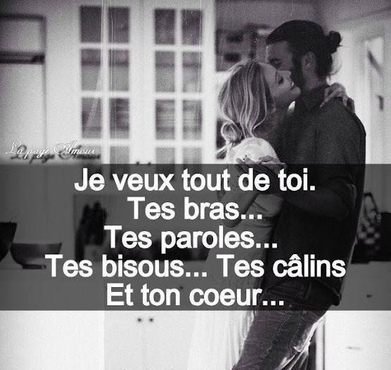 Attractif Phrase d'amour & meilleurs SMS romantique | Poème d'amour SMS  HX82