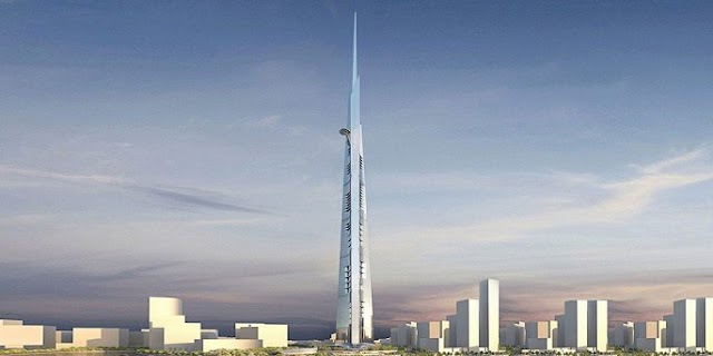 'Revealing' the tallest building in the world is about to complete