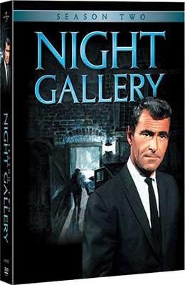 DVD Night Gallery Temporada 2
