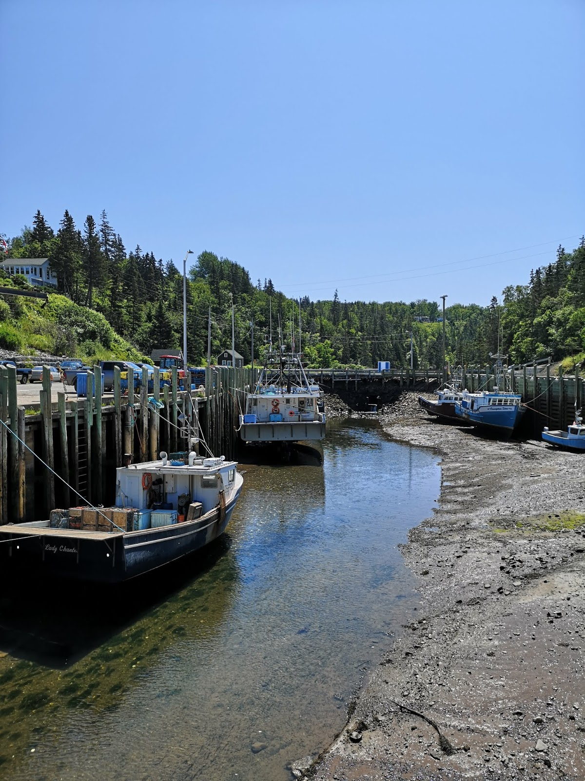 Hall's Harbour, Nova Scotia